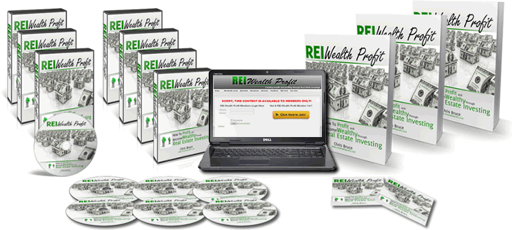 REI Wealth Profit Review | Chris Bruce